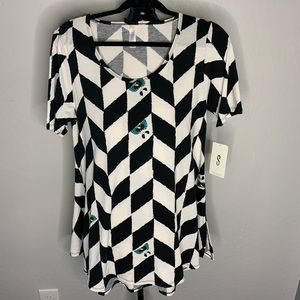 Small LulaRoe Disney Perfect T